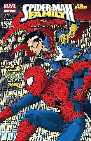 Spider-Man Family (2007-2008) #5