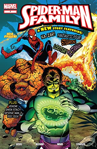 Spider-Man Family (2007-2008) #7