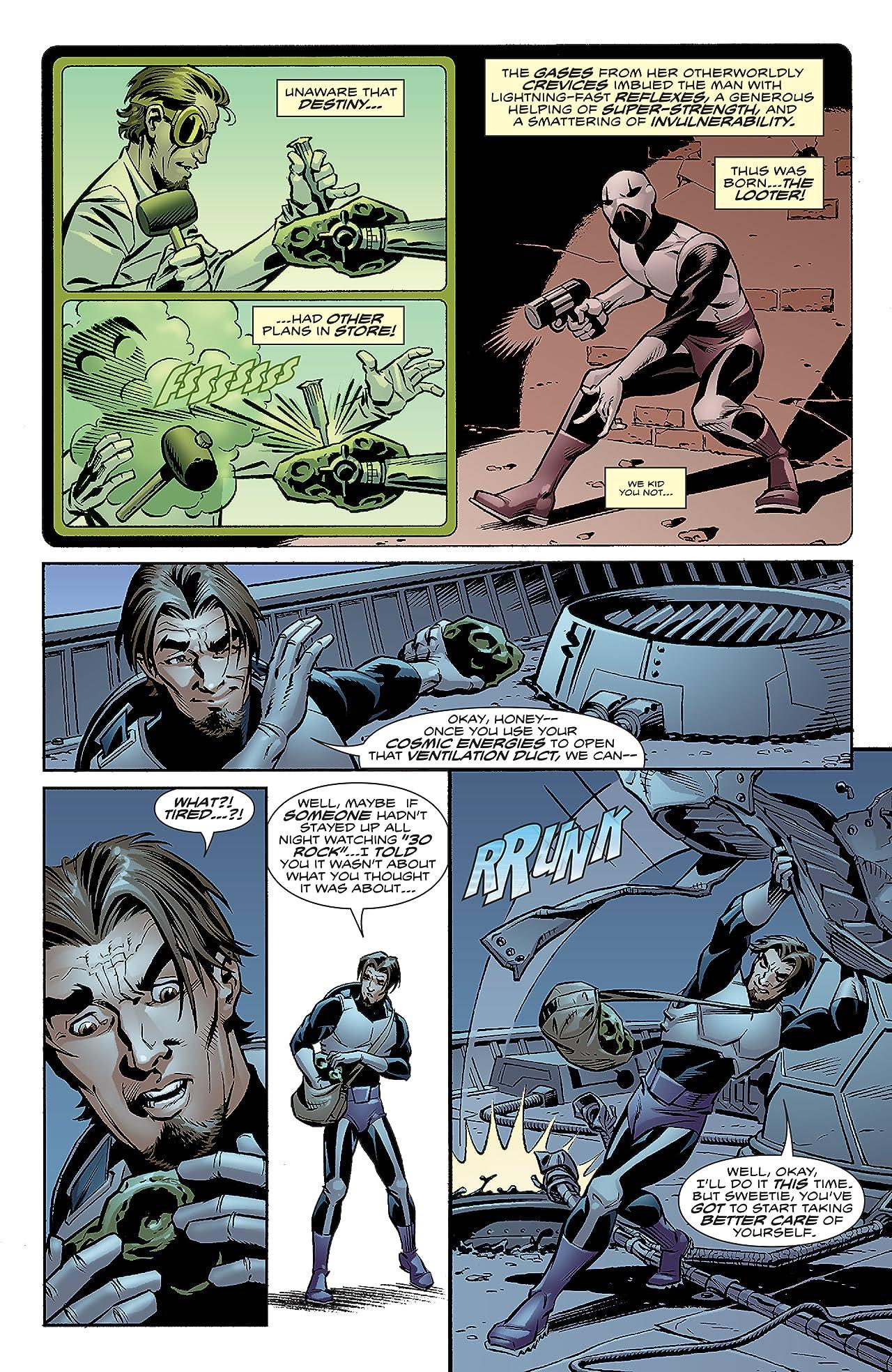 Spider-Man Family (2007-2008) #7
