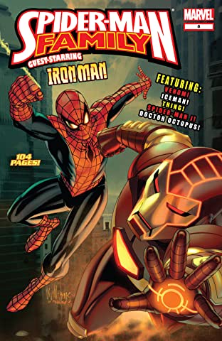 Spider-Man Family (2007-2008) #8