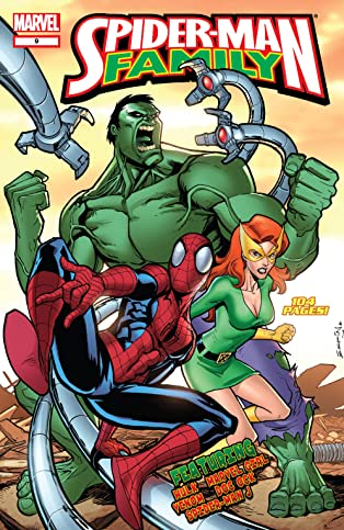 Spider-Man Family (2007-2008) #9