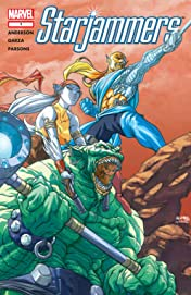 Starjammers (2004) #1 (of 6)