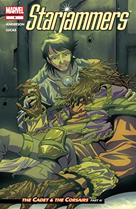 Starjammers (2004) #4 (of 6)