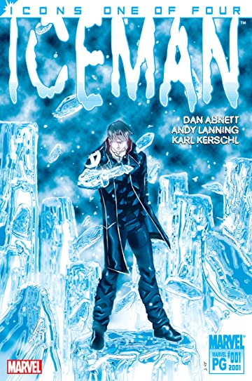 X-Men Icons: Iceman (2001-2002) #1 (of 4)