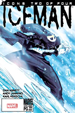 X-Men Icons: Iceman (2001-2002) No.2 (sur 4)