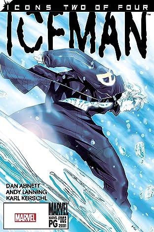 X-Men Icons: Iceman (2001-2002) No.2 (sur 4)