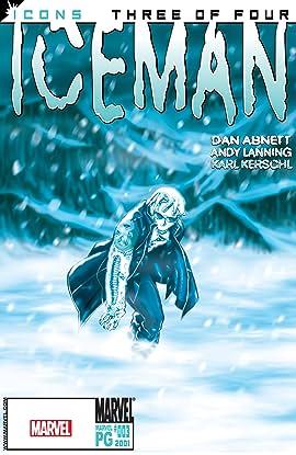 X-Men Icons: Iceman (2001-2002) No.3 (sur 4)