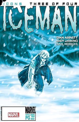 X-Men Icons: Iceman (2001-2002) #3 (of 4)