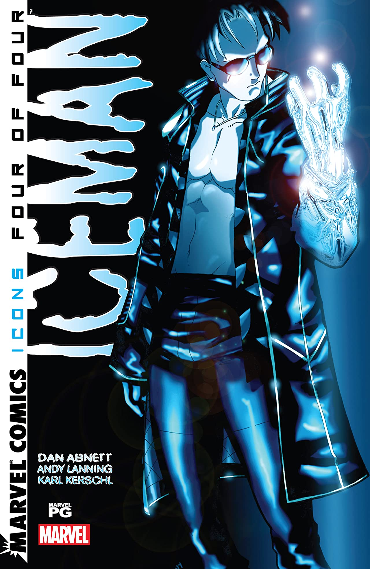 X-Men Icons: Iceman (2001-2002) #4 (of 4)