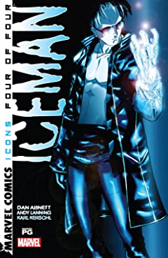 X-Men Icons: Iceman (2001-2002) No.4 (sur 4)