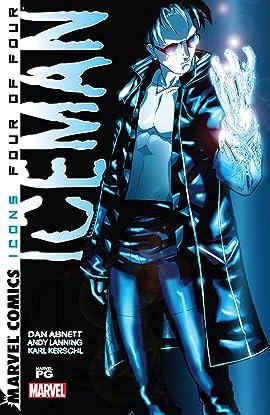 X-Men Icons: Iceman (2001-2002) No.4 (sur 4)