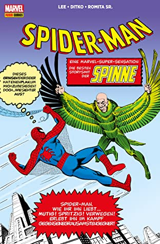Marvel Klassiker: Spider-Man Vol. 1