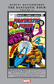 Fantastic Four Masterworks Vol. 16