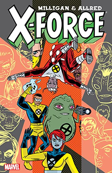X-Force Vol. 1: New Beginnings