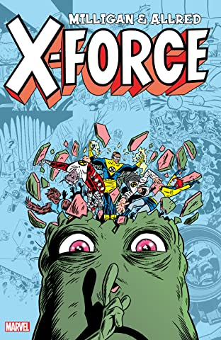 X-Force Tome 2: Final Chapter