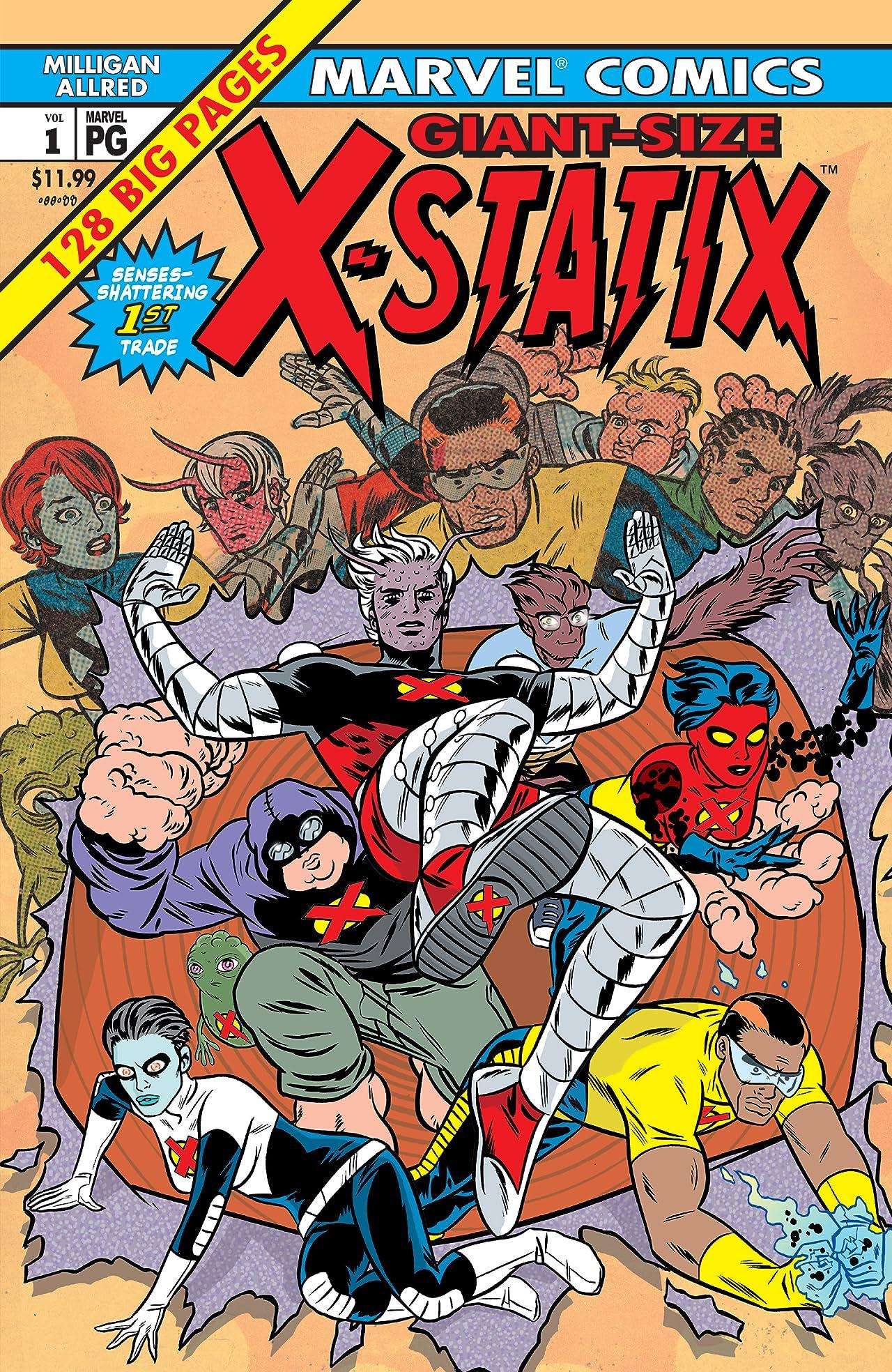 X-Statix Tome 1: Good Omens