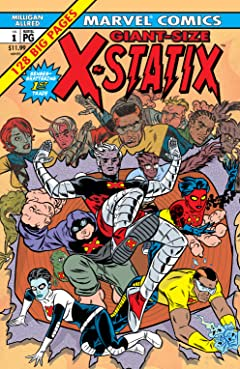 X-Statix Vol. 1: Good Omens