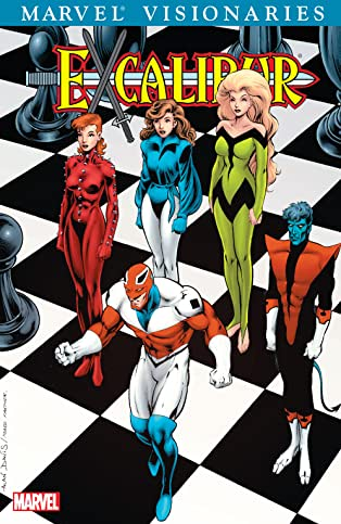 Excalibur Visionaries: Alan Davis Vol. 1