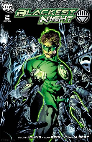 Blackest Night No.2 (sur 8)