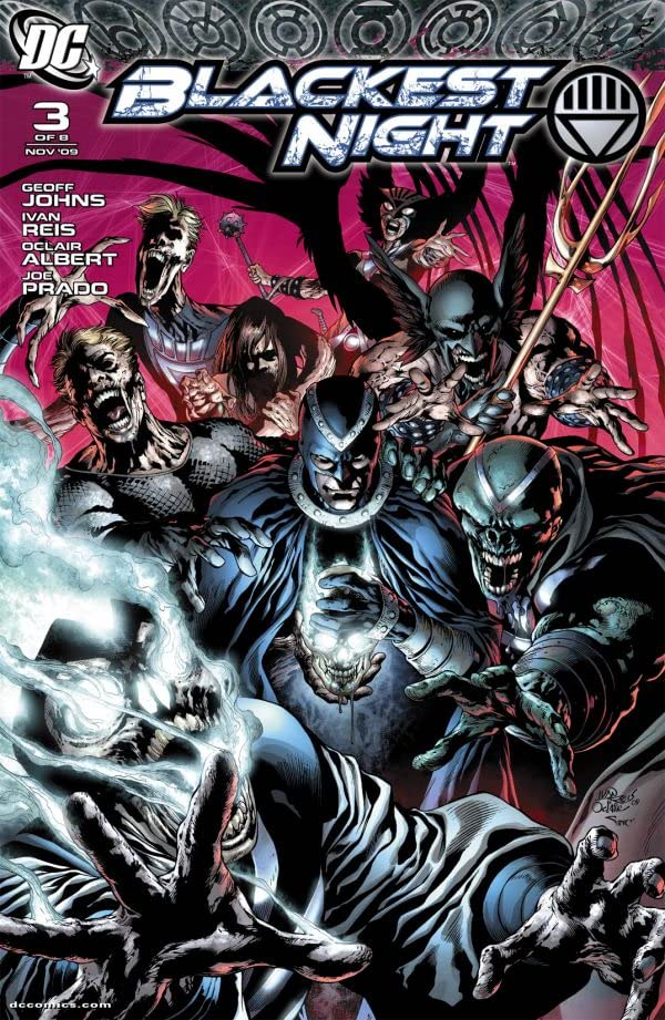 Blackest Night #3 (of 8)