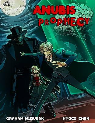 Anubis Prophecy Tome 2: La Pucelle