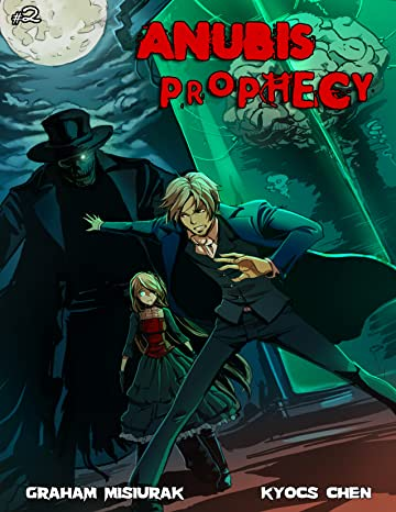 Anubis Prophecy Vol. 2: La Pucelle
