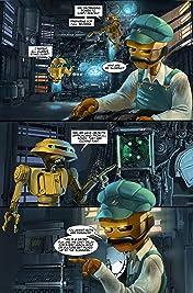 Robot Western #1
