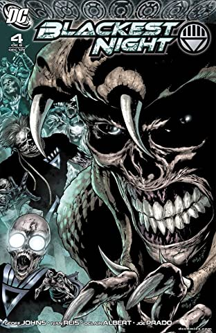 Blackest Night No.4 (sur 8)