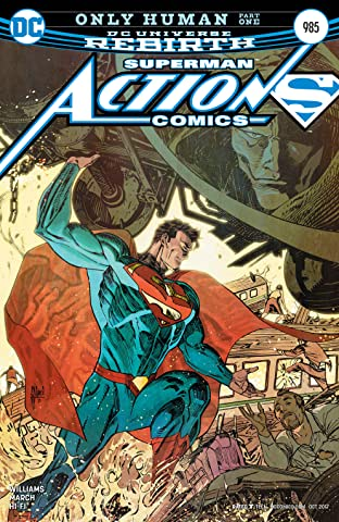 Action Comics (2016-) No.985