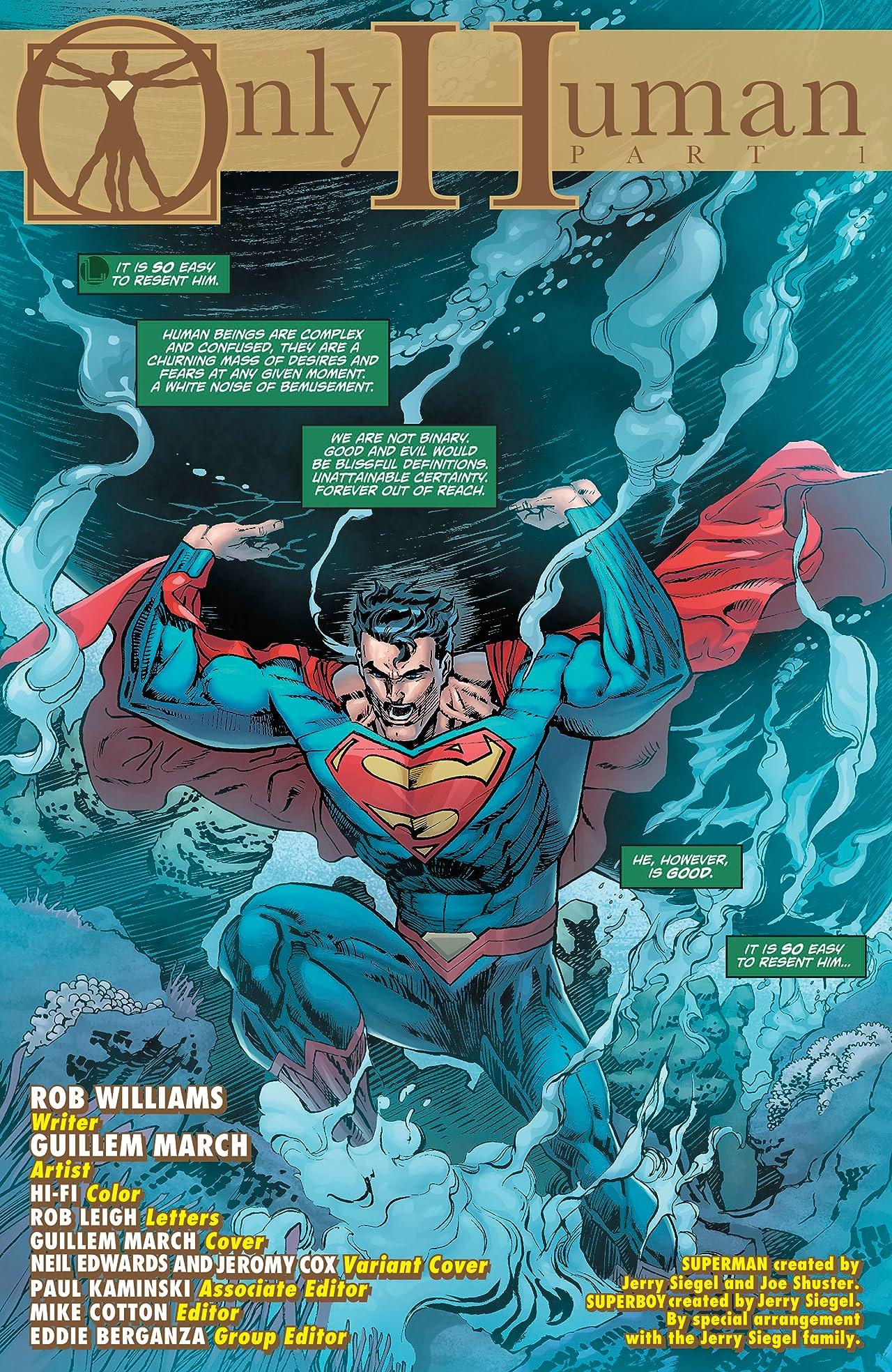 Action Comics (2016-) #985