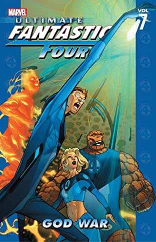 Ultimate Fantastic Four Tome 7: God War