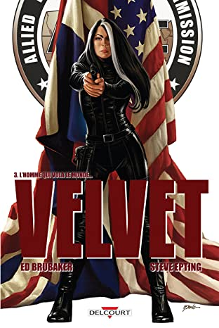 Velvet Vol. 3: L'homme qui vola le monde