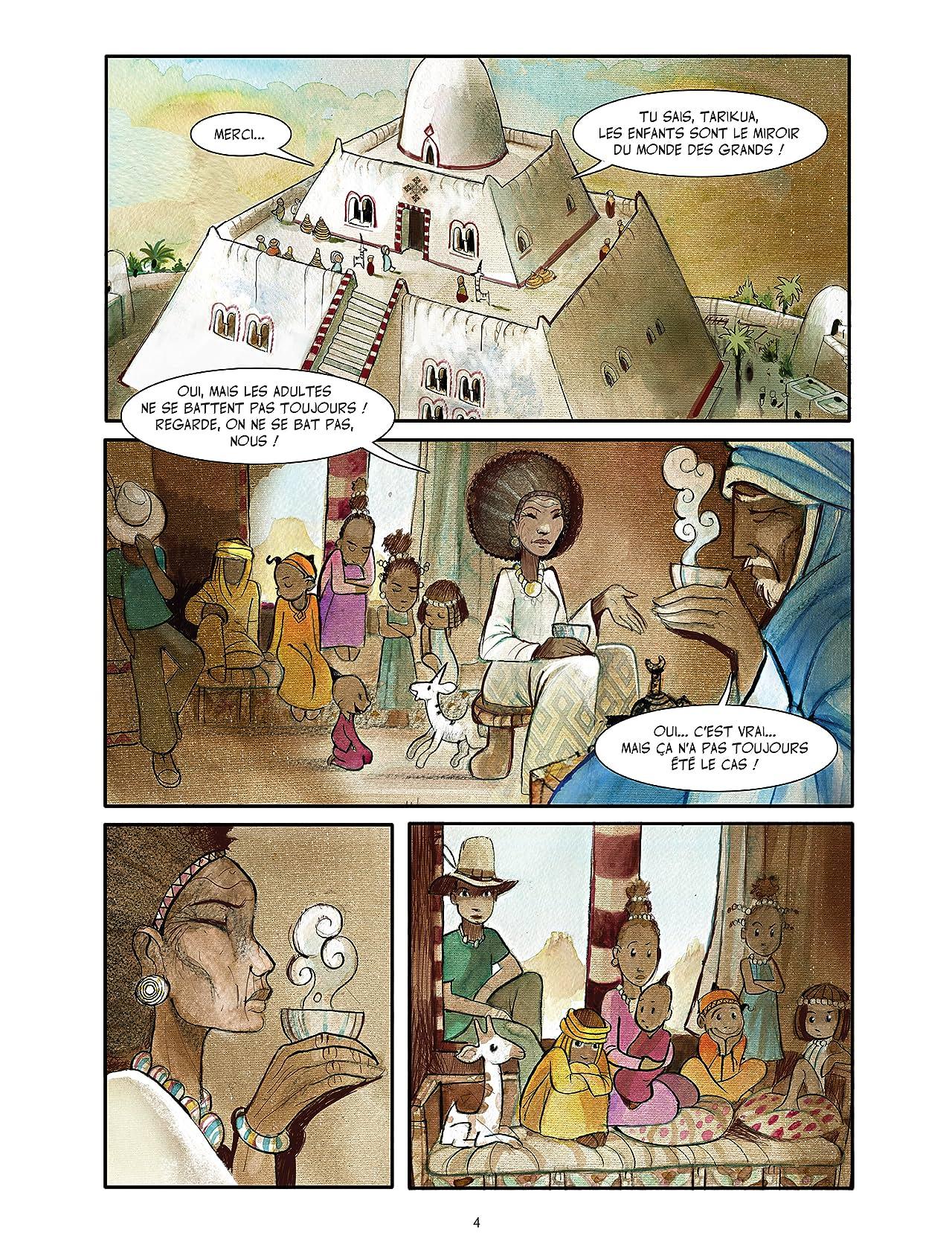 Yennega, la femme lion