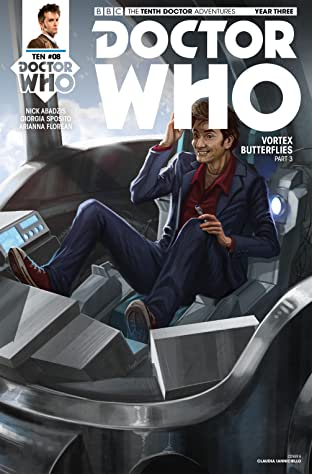 Doctor Who: The Tenth Doctor #3.8