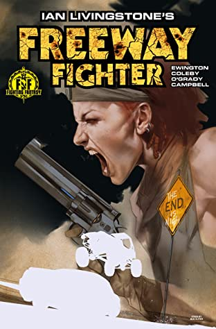 Ian Livingstone's Freeway Fighter No.4