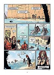 Angor Vol. 3: The Island of Sanctuary