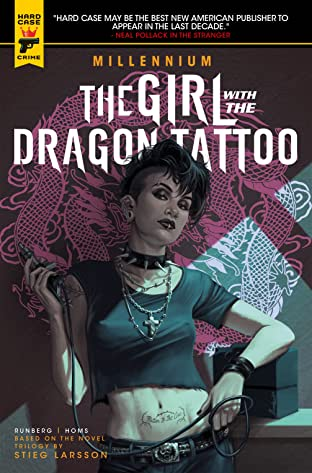 The Girl With The Dragon Tattoo Tome 1