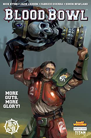 Warhammer: Blood Bowl No.4