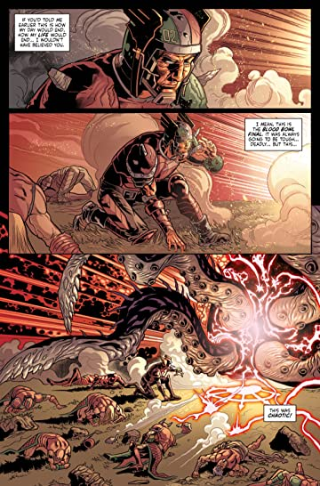 Warhammer: Blood Bowl #4