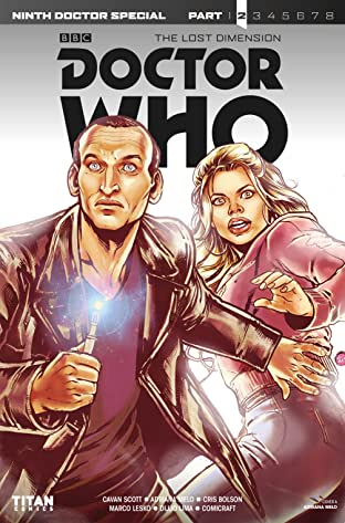 Doctor Who: The Lost Dimension No.2: The Ninth Doctor Special