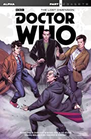 Doctor Who: The Lost Dimension #1: Alpha