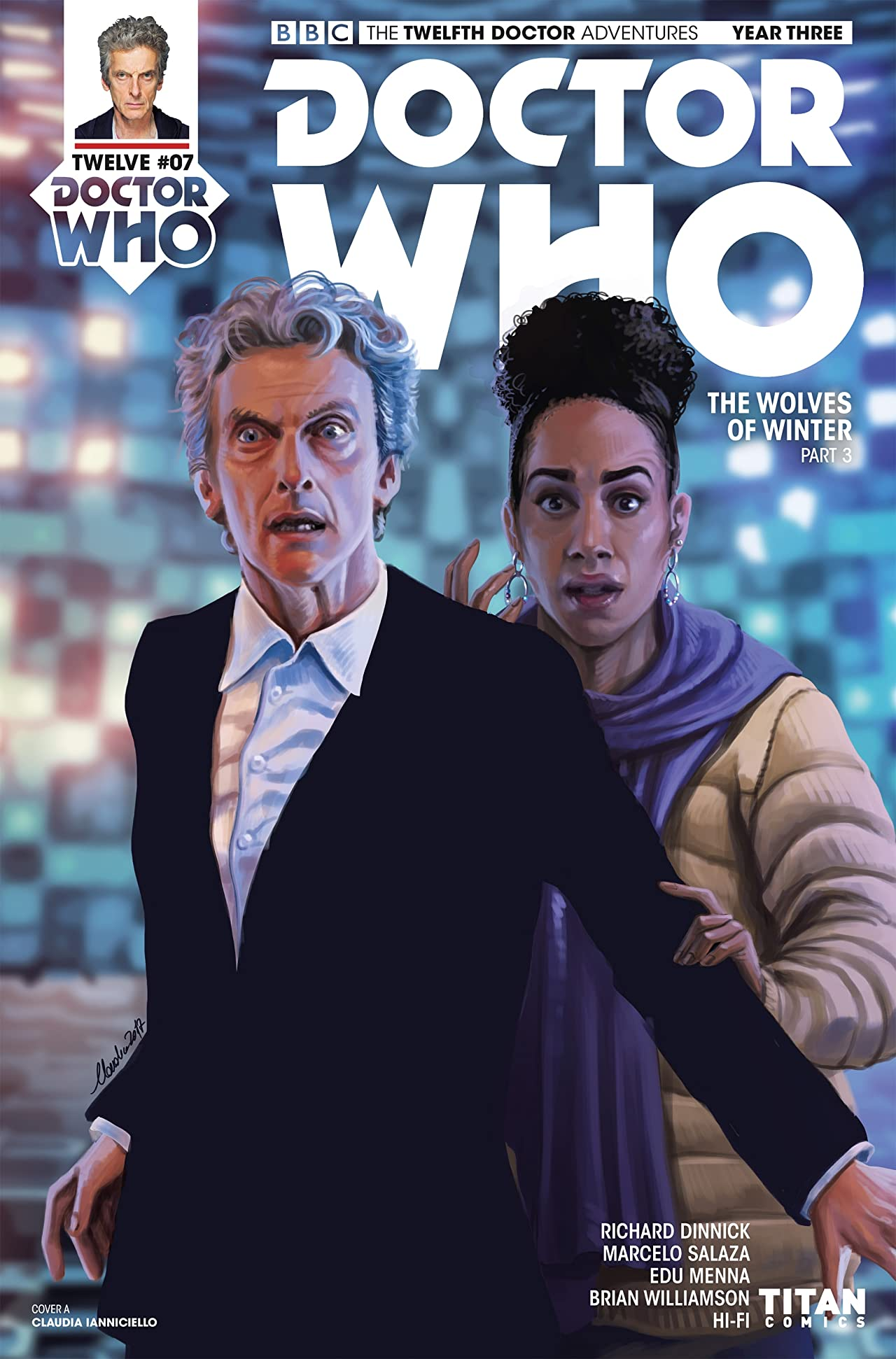 Doctor Who: The Twelfth Doctor #3.7