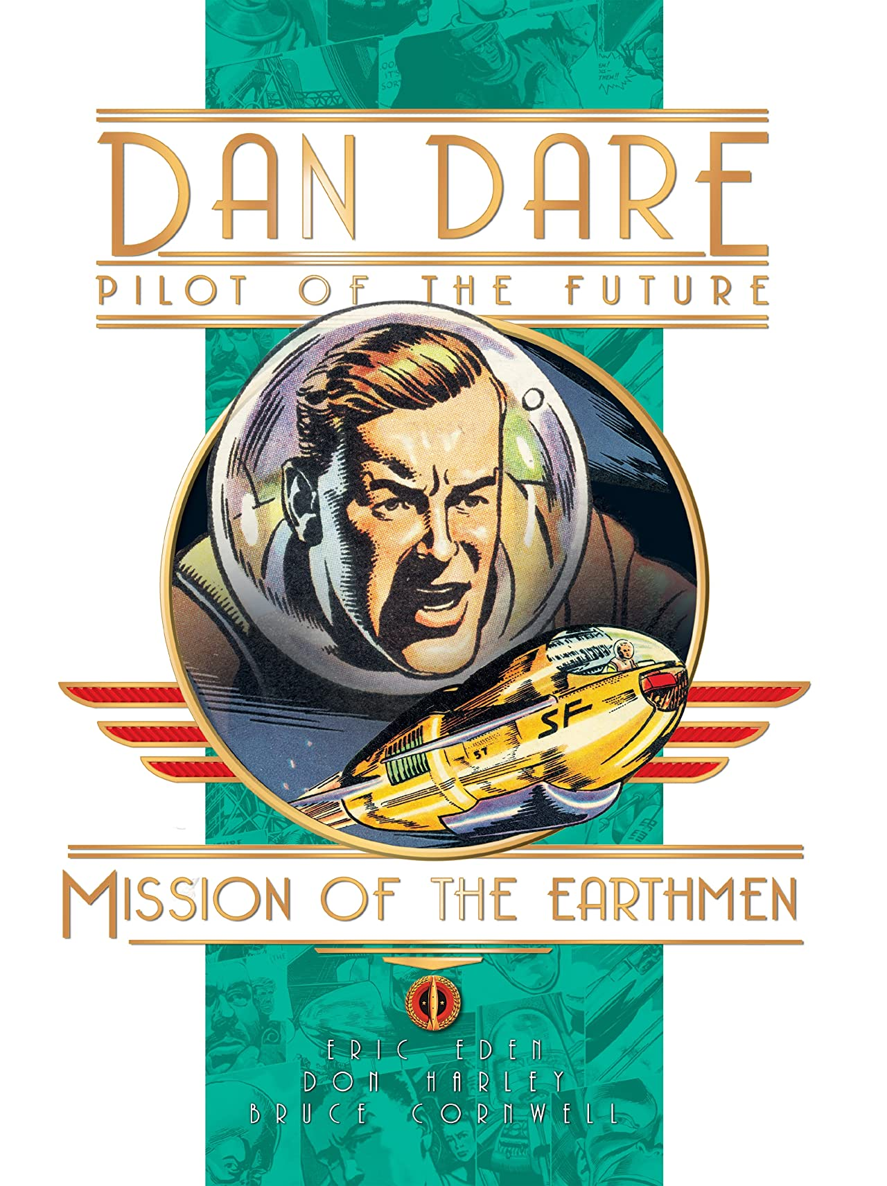 Dan Dare: Mission of the Earthmen Vol. 1