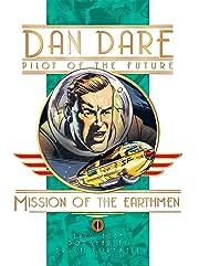 Dan Dare: Mission of the Earthmen Vol. 1