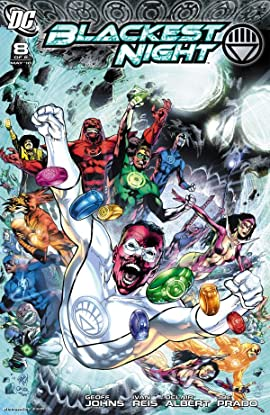 Blackest Night #8 (of 8)