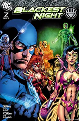 Blackest Night #7 (of 8)