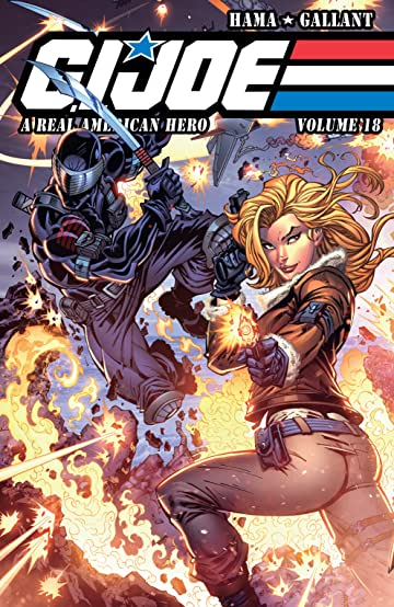 G.I. Joe: A Real American Hero Tome 18
