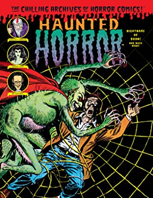 Haunted Horror Vol. 6: Nightmare of Doom! And Much, Much More