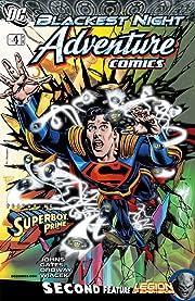 Adventure Comics (2009-2011) No.4