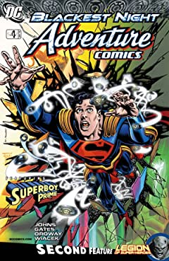 Adventure Comics (2009-2011) No.4